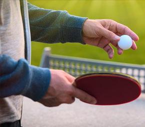 Wakefield table tennis